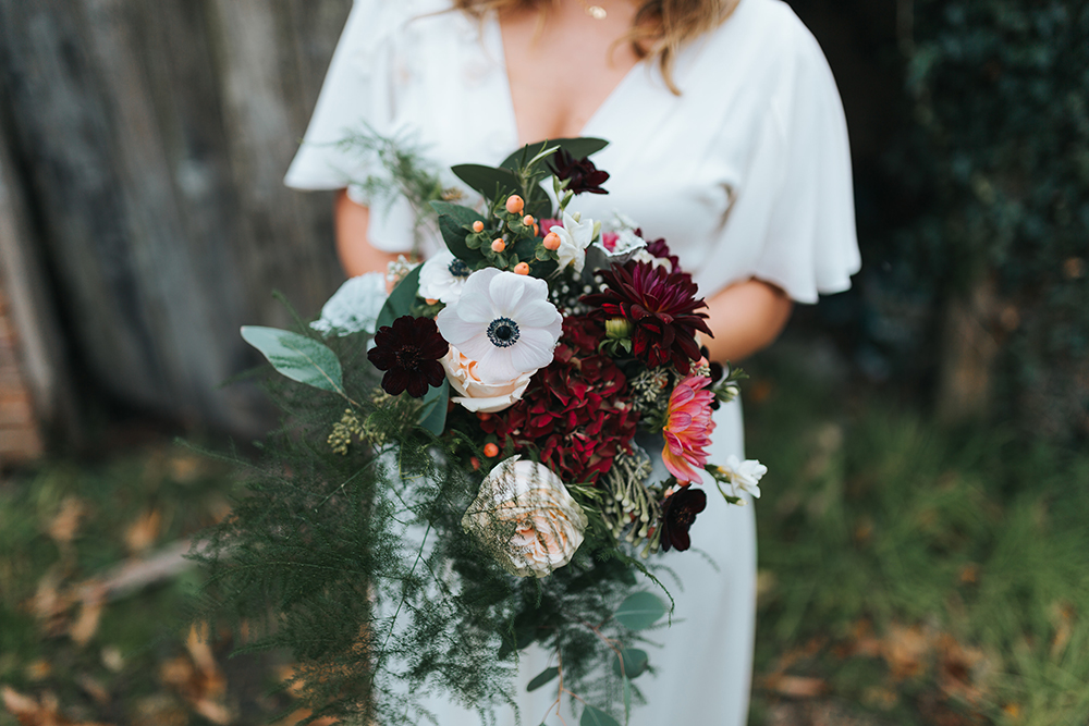 Rustic Boho Wedding At The Barn At Bury Court In Surrey With First Look
