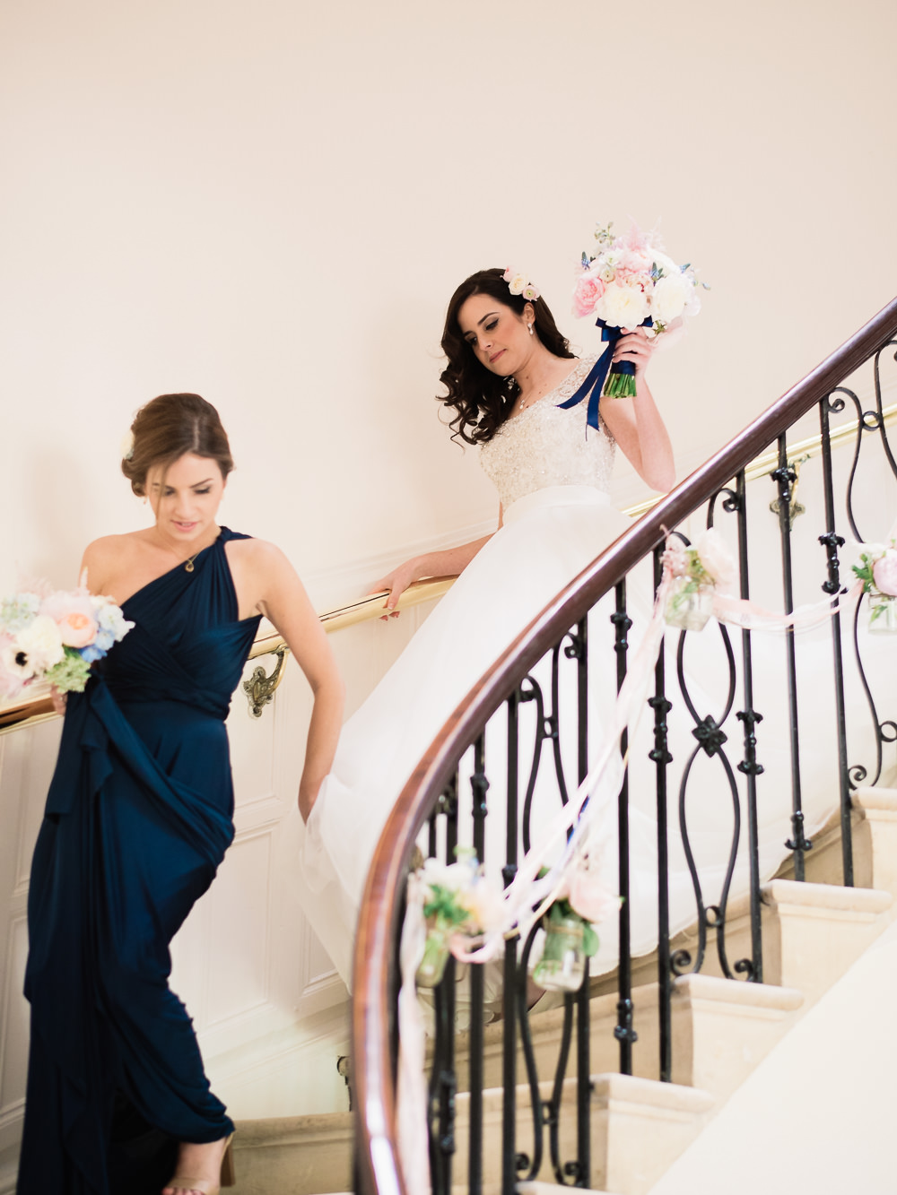 Allure bridal gown for a classic spring wedding at eastington park a hrefhttpjohnbarwoodphotography john barwood photography allure bridal gown ombrellifo Image collections