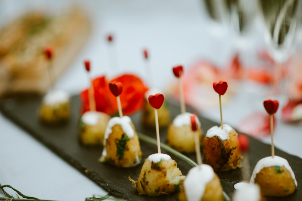 wedding canape alternatives 25 best ideas about wedding