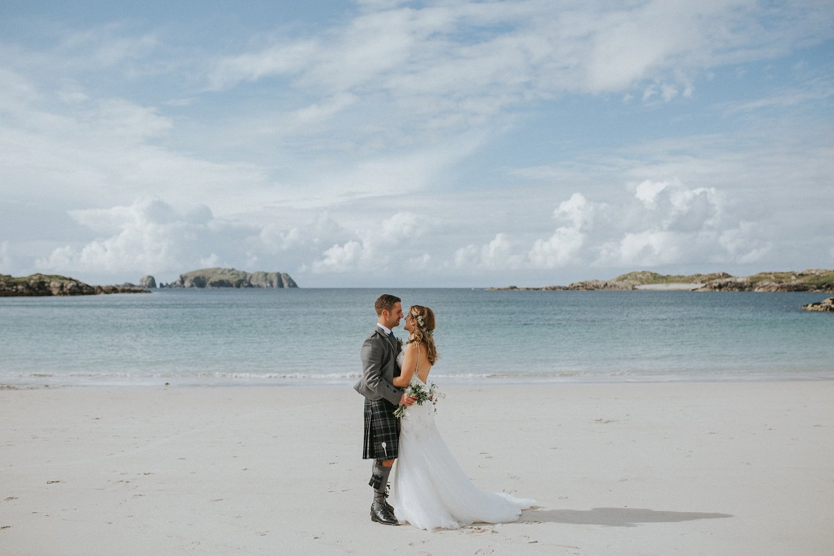 Isle Lewis Outer Hebrides Rustic Marquee Wedding with Essense of ...