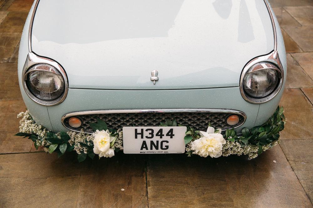 The Custard Factory Birmingham Vintage Style Wedding