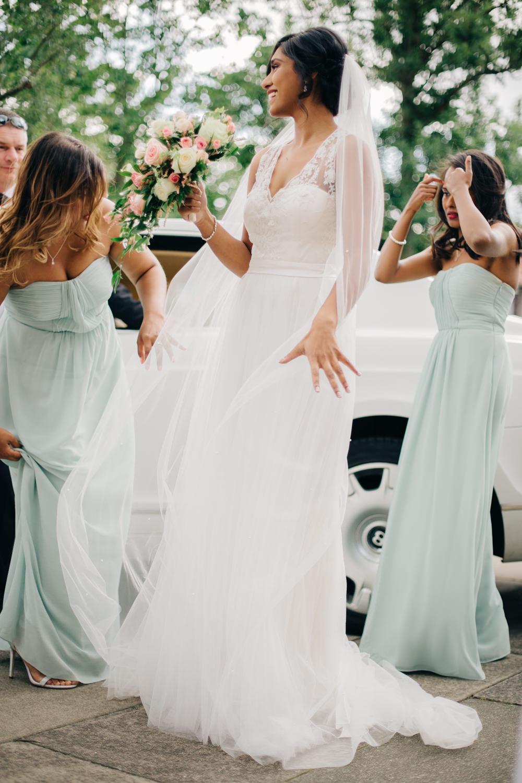 Elegant Wedding At Chiswick House London MJ Photography