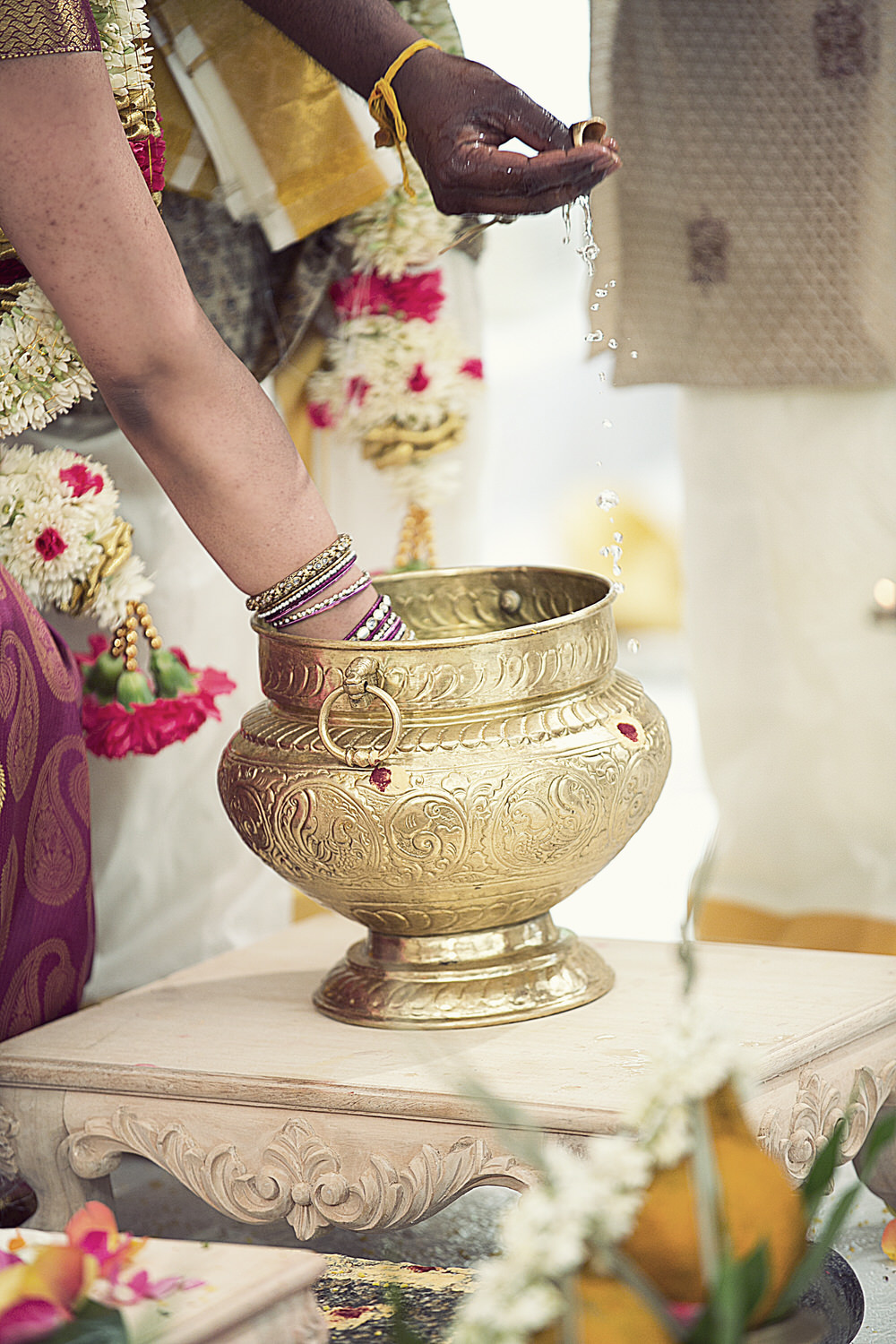 Planning A Hindu Tamil Wedding Ceremony Image By