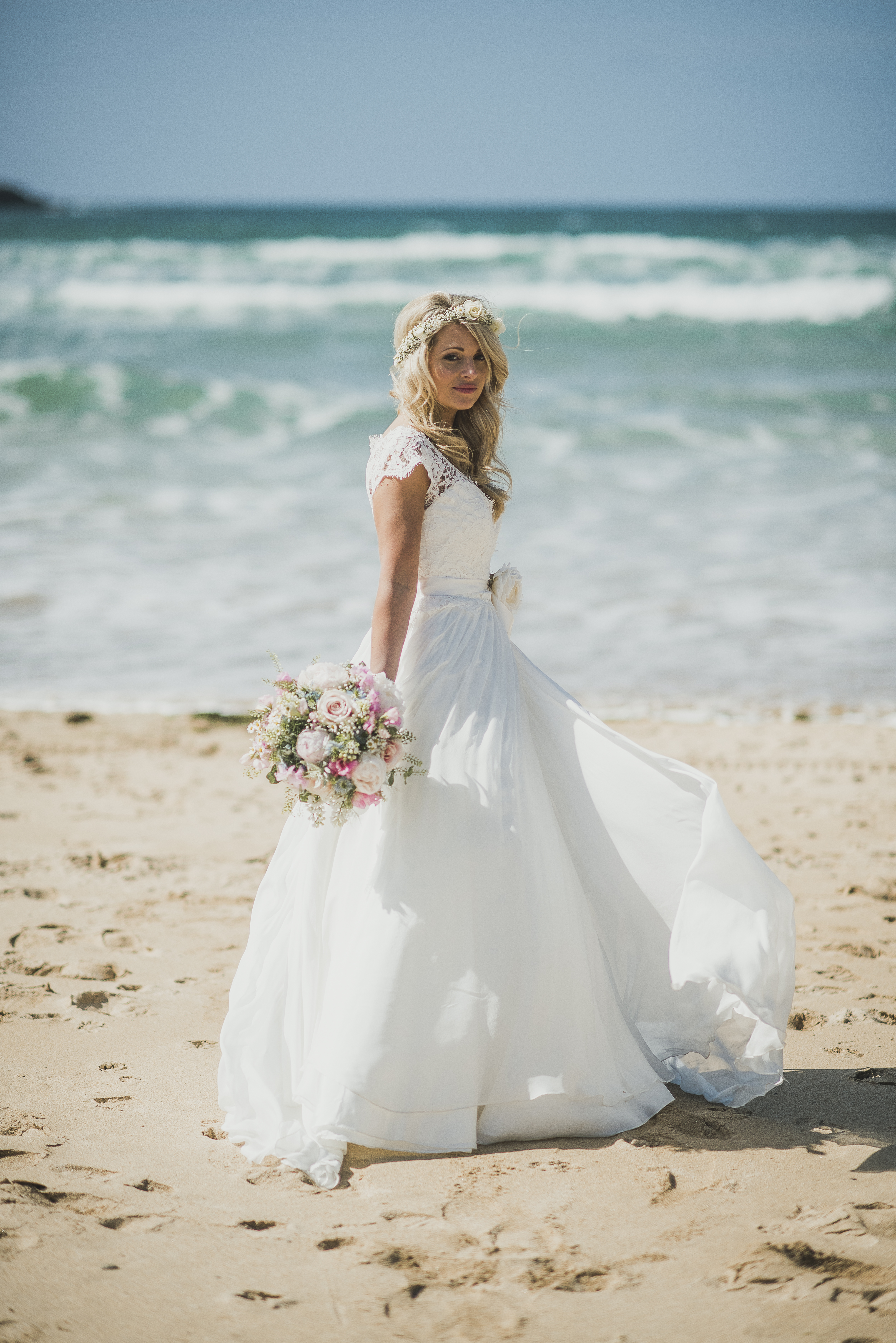 Real Brides From Top Bridal Designers Suzanne Neville, Naomi Neoh ...