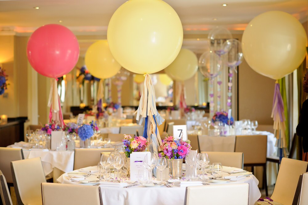 The bingham exclusive hire offers and late availability for Balloon decoration courses in london