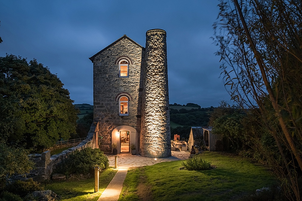 Intimate Wedding Venue In Cornwall The Stack Unique Home Stays