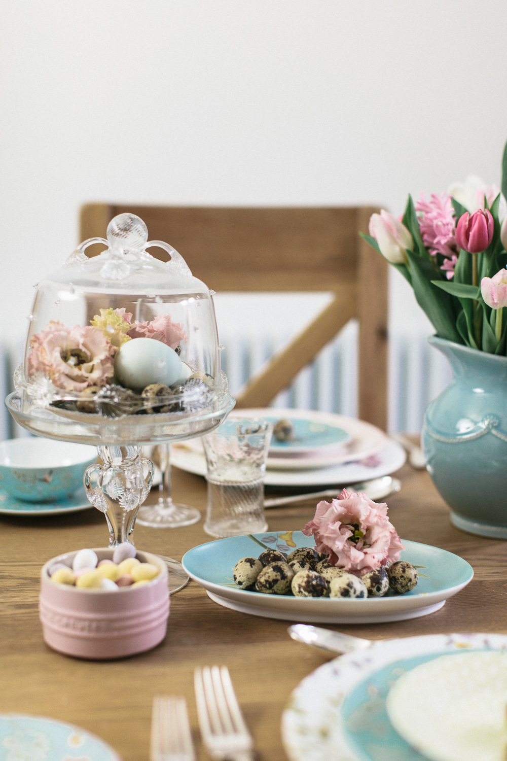 Styling Your Easter Table {With The Wedding Shop} - ROCK ...