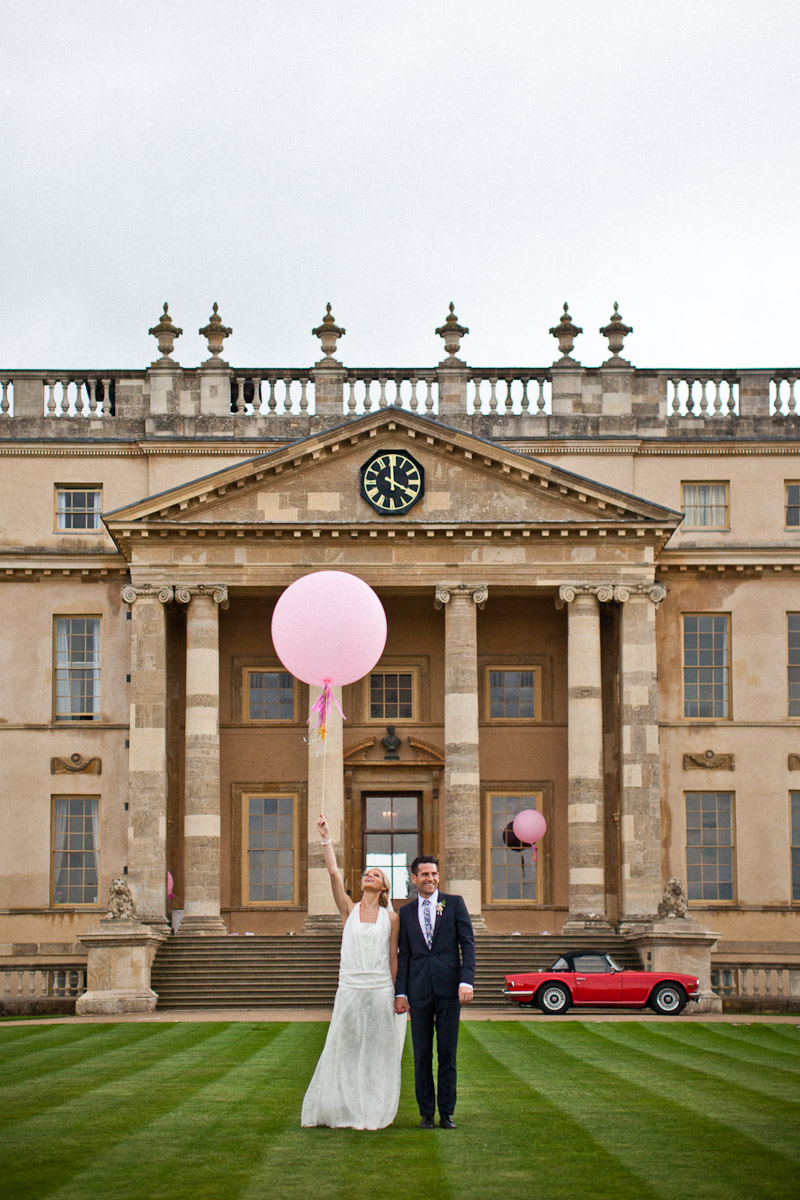 An Elegant Wedding At Stowe House In Buckinghamshire With Bride In Twenties Style Charlie Brear Gown And Groom In Suit By The Kooples