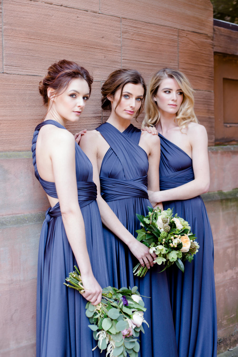 Twobirds Bridesmaid Inspiration From Melle Cloche