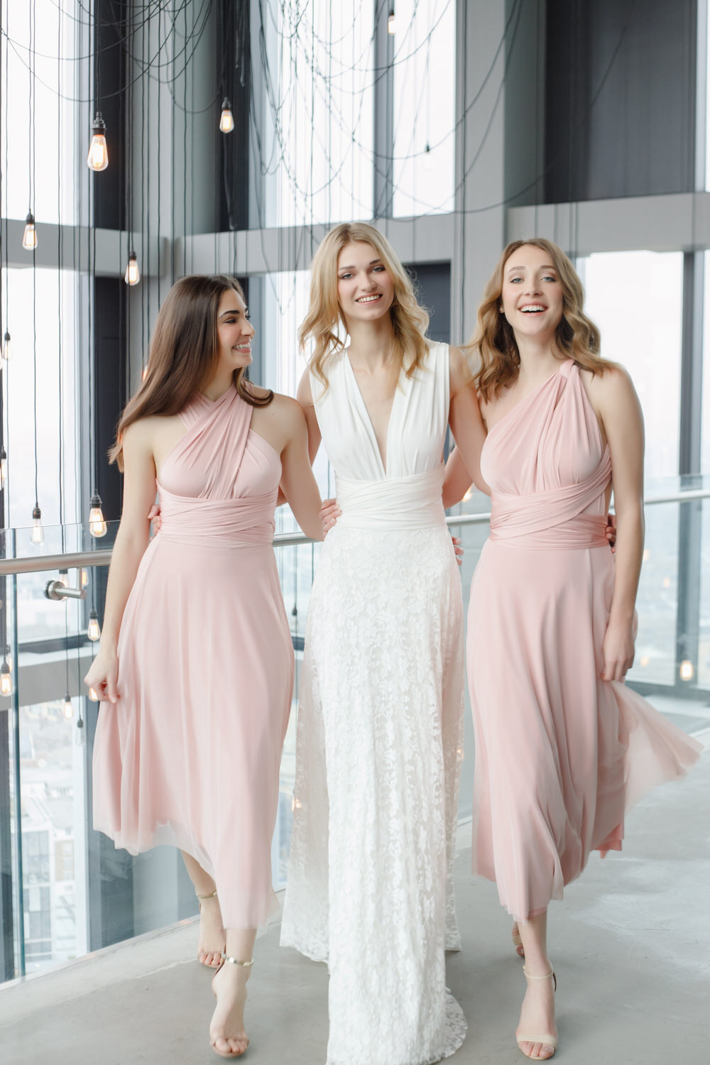 7d49fcff4a twobirds Separates In Blush And White Lace