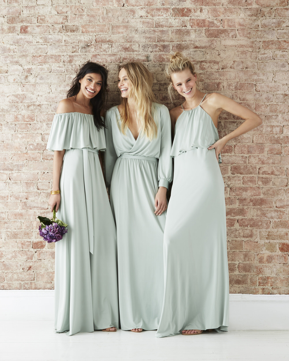 Twobirds bridesmaid party collection rock my wedding uk wedding twobirds bridesmaids ombrellifo Image collections