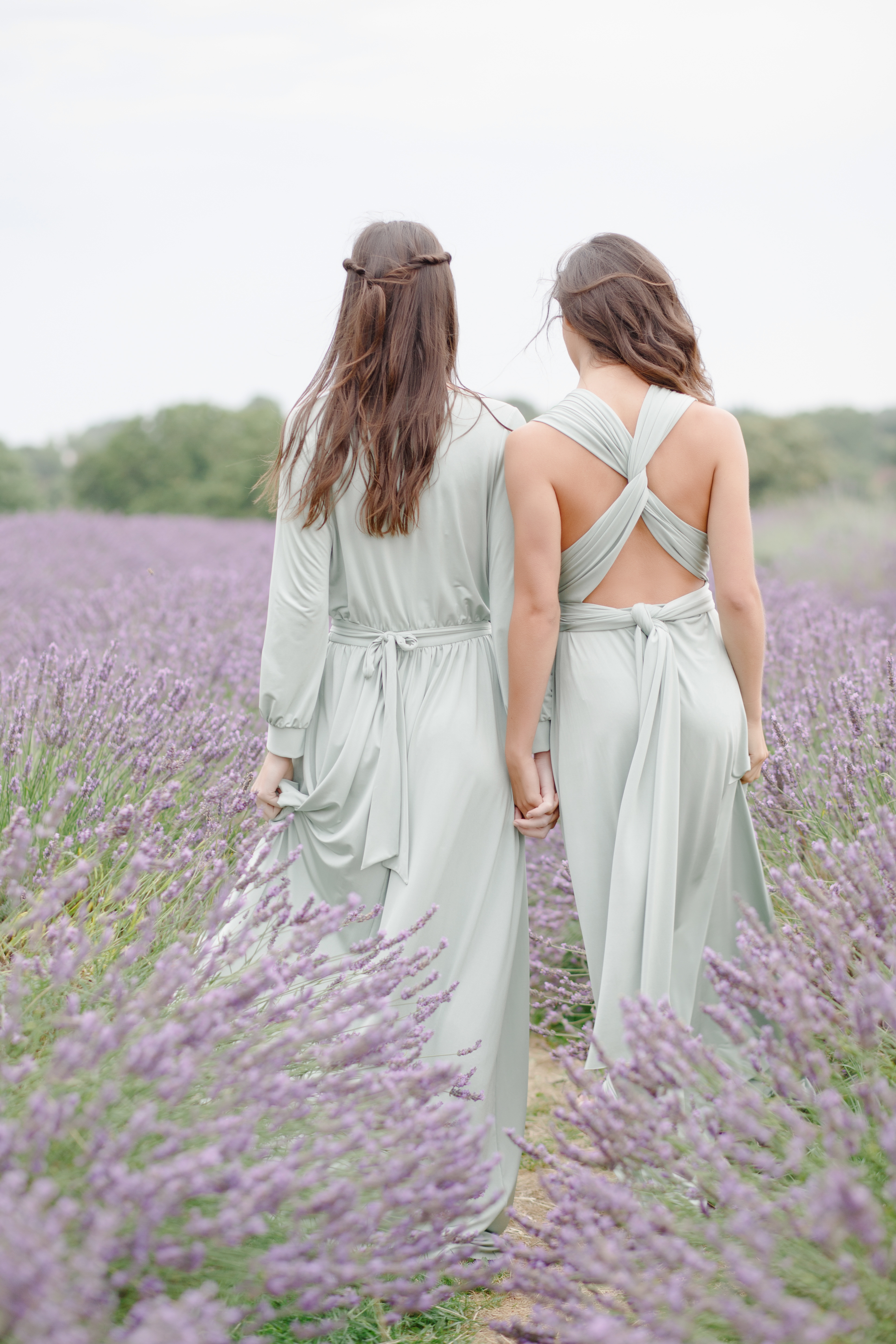 Stunning Sage Green Bridesmaid Dresses from Twobirds