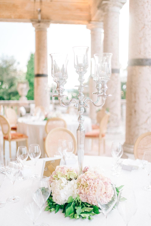 Heidi Elnora Bridal Gown for an Outdoor Italian Destination Wedding