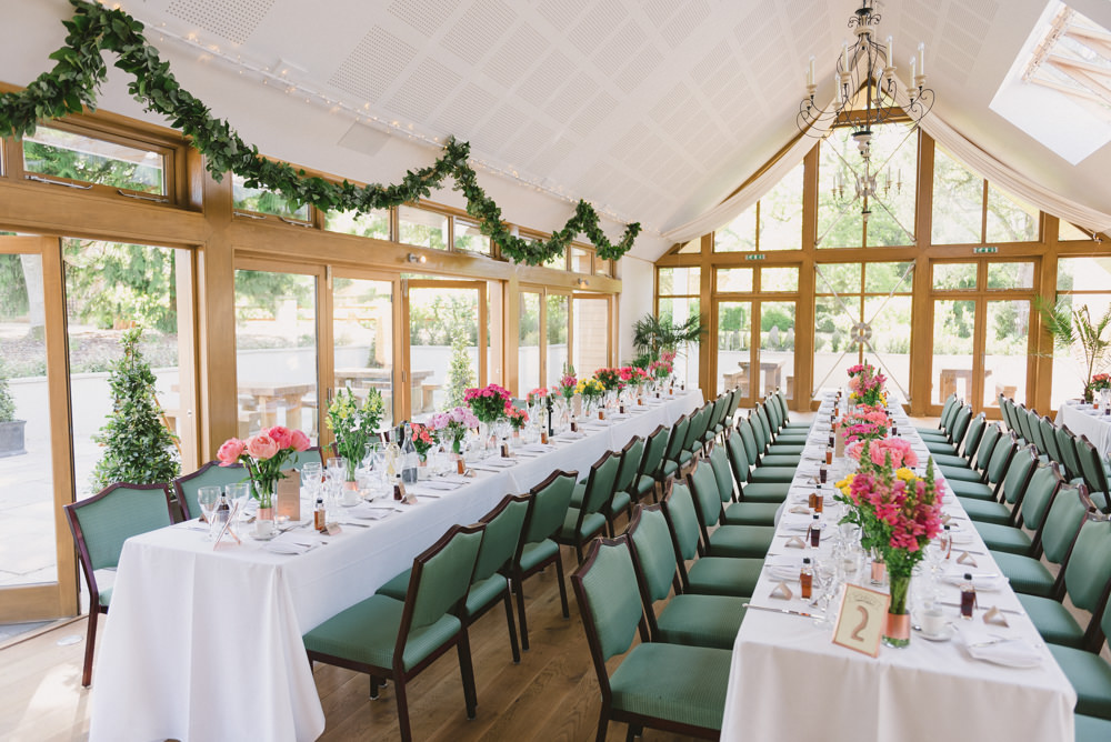 Outdoor Stylish Wedding At Larmer Tree Gardens Rime Arodaky Gown