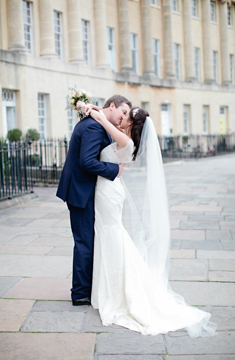 An Elegant Vintage Inspired Wedding At The Assembly Rooms Bath With ...