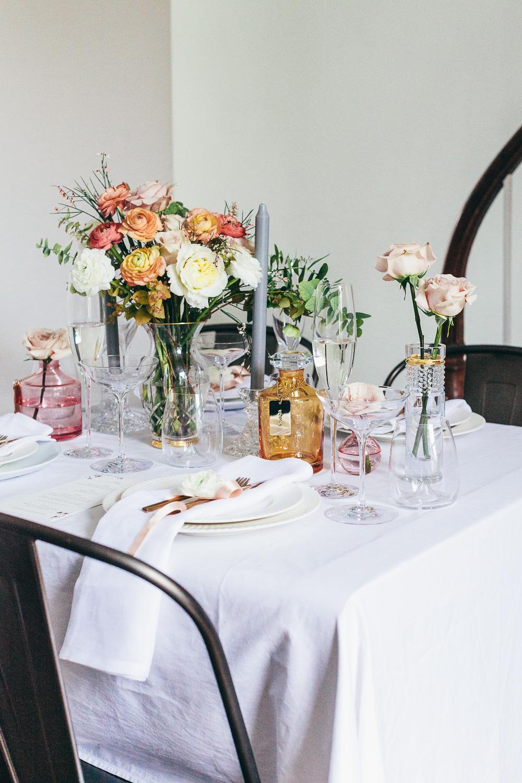 Romantic & Botanical Wedding Decor With Waterford - Rock My Wedding