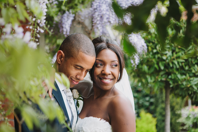 An Elegant Wedding In Dorset With Lilac Accents Bride In Dietrich By Pronovias With Vita By Jimmy Choo Sandals