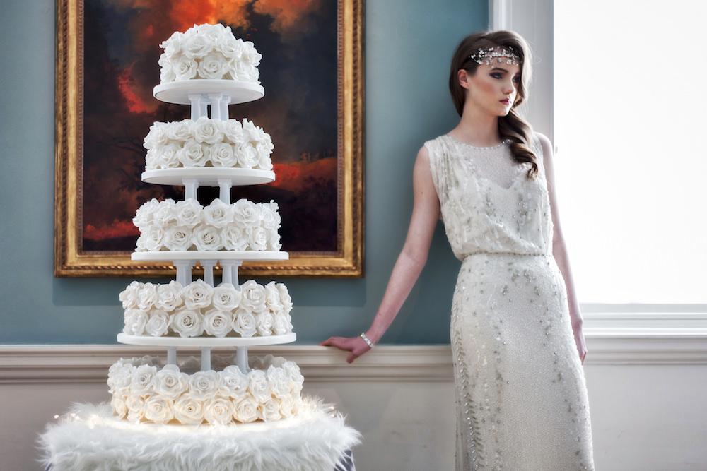 Jenny Packham Wedding Dress Inspired