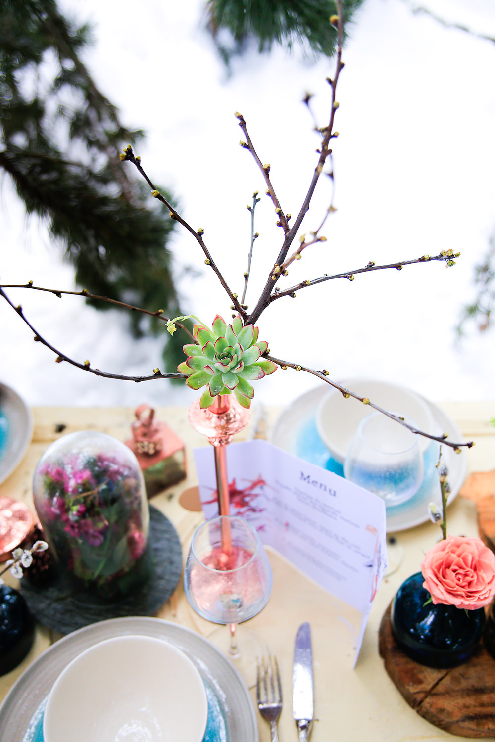 Winter Wedding Ideas Inspiration From The Pyreenes France