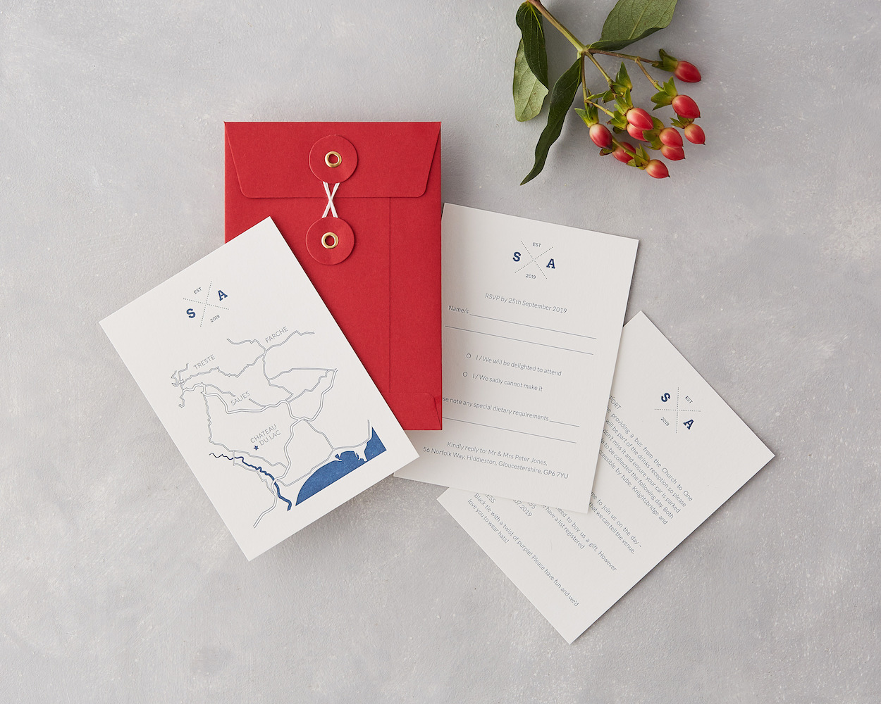 The List {Wolf & Ink} - ROCK MY WEDDING | UK WEDDING BLOG & DIRECTORY