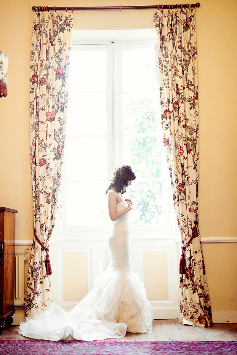 A Destination French Wedding At Chateau Lagorce In Bordeaux With A ...