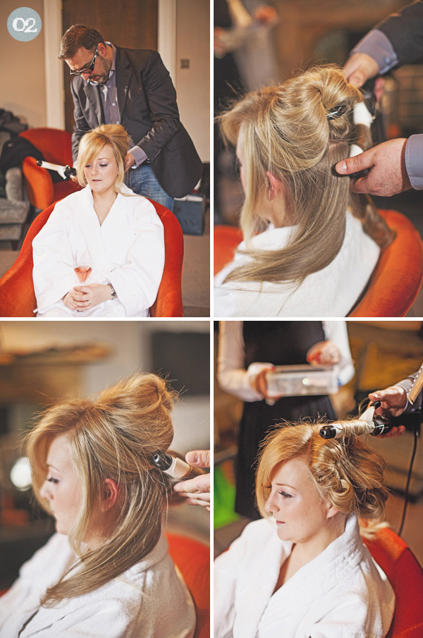 Diy Wedding Hair Bridal Hairstyles Hepburn Collection