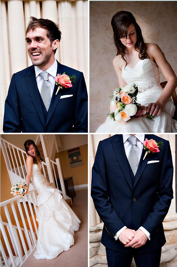 Navy Blue slim fit grooms suit Reiss Archives - ROCK MY WEDDING ...