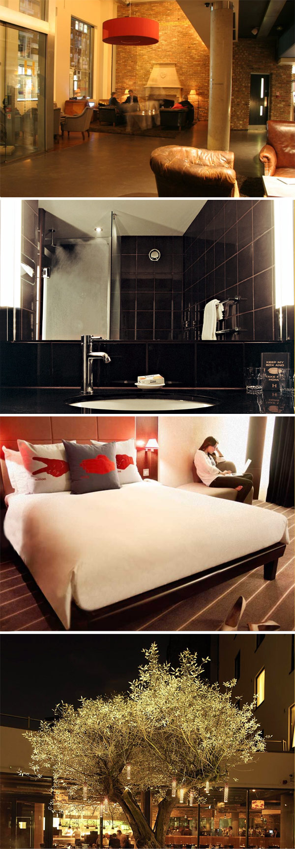 Shoreditch London Uk: The Hoxton An Urban Hotel In Shoreditch London