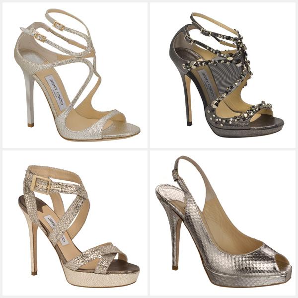 Jimmy Choo Bridal Shoes 2012 The Bridal