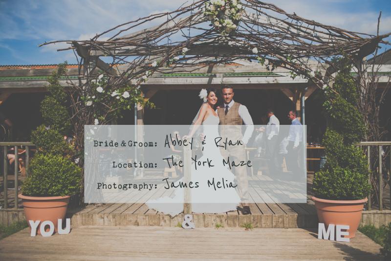 York Maze Wedding Venue Archives Rock My Wedding Uk Wedding Blog