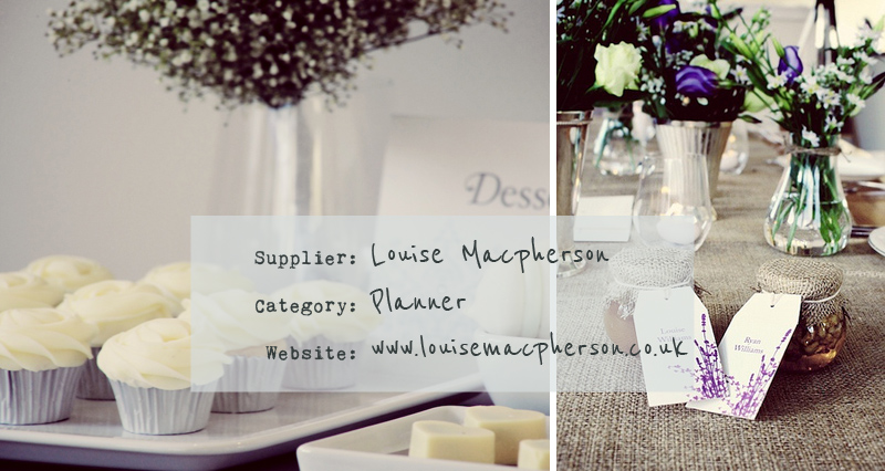 Louise Macpherson Wedding Designs