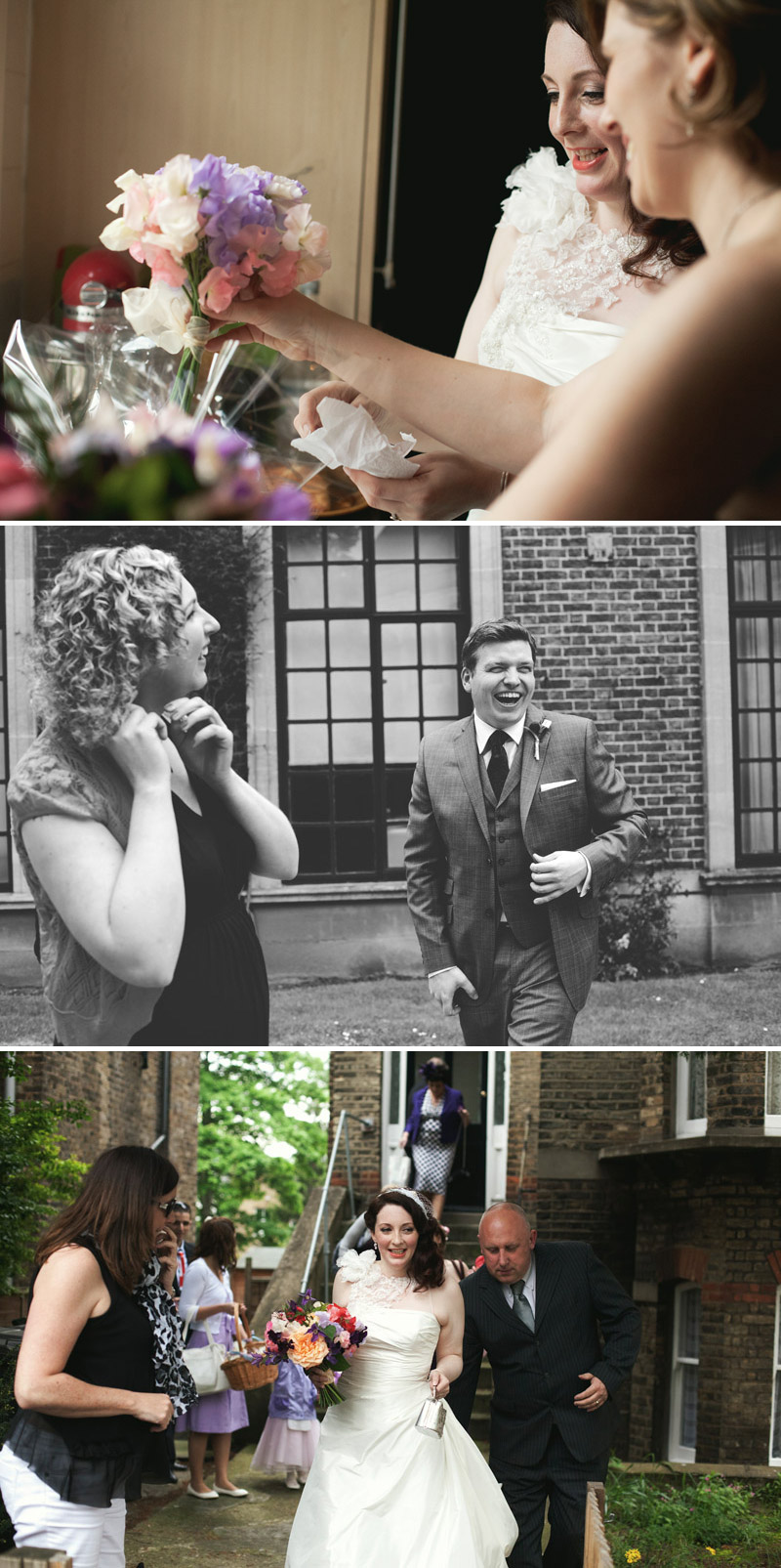 Vivien Holloway 50s Bridesmaid Dresses