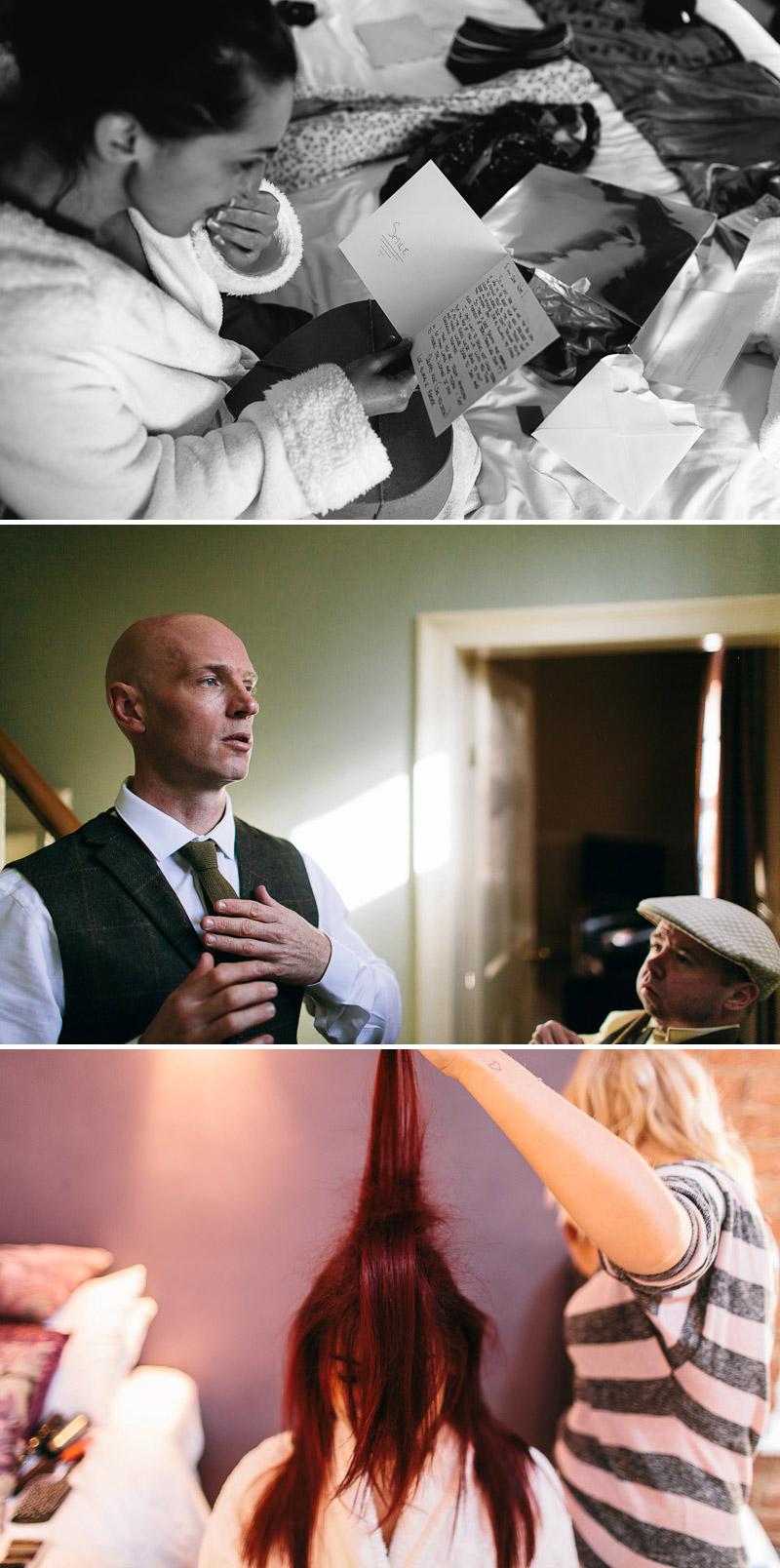 A weekend long wedding