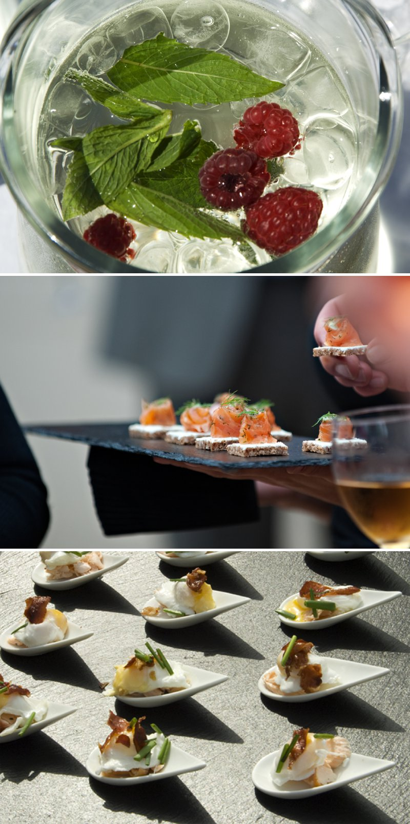 Ask the experts kalm kitchen rock my wedding uk for Perspex canape trays