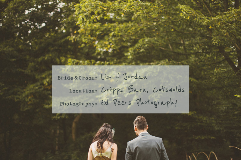Ed Peers Wedding Photography
