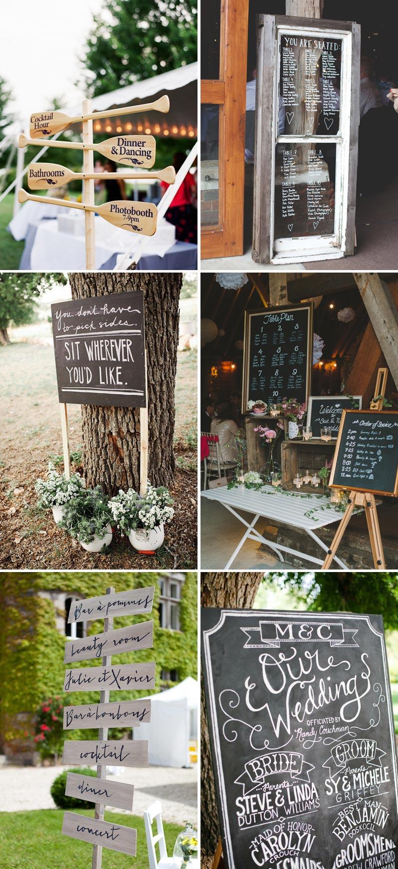 Divine-Order Large Seating Plan Wedding Sign Ceremony Order Of Service