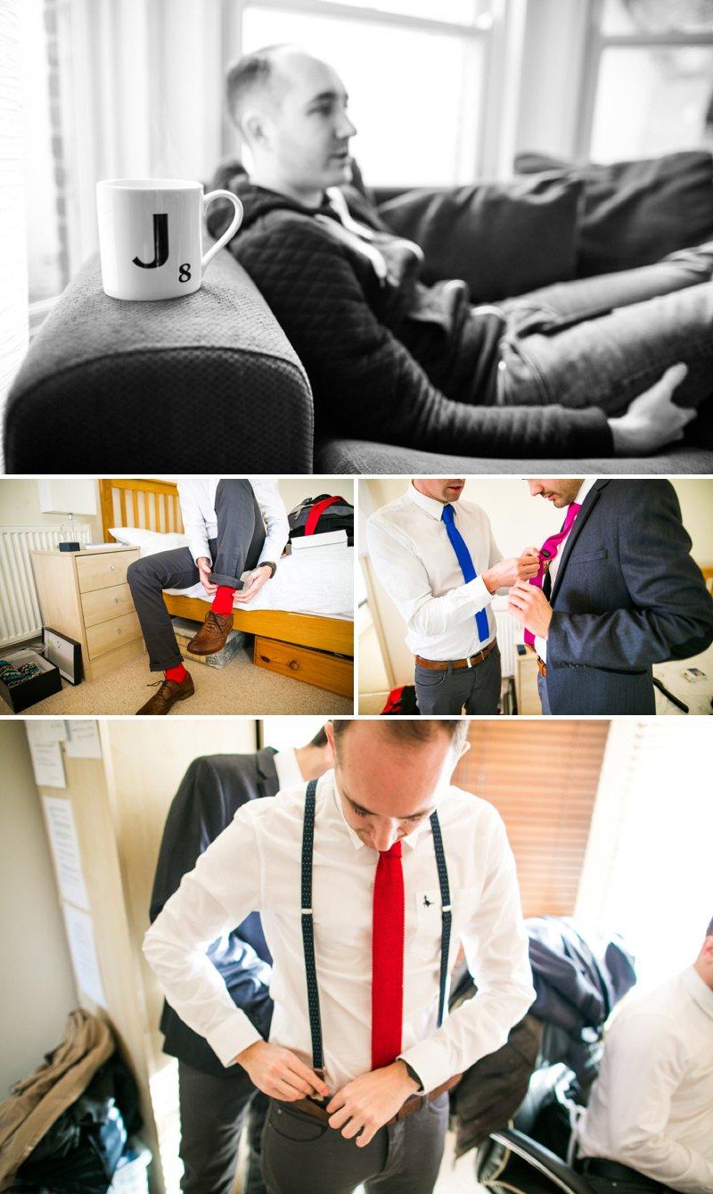 H&M Groom Suit Colour Pop Brights