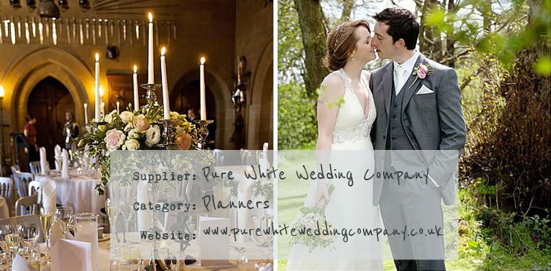 Pure White Wedding Company