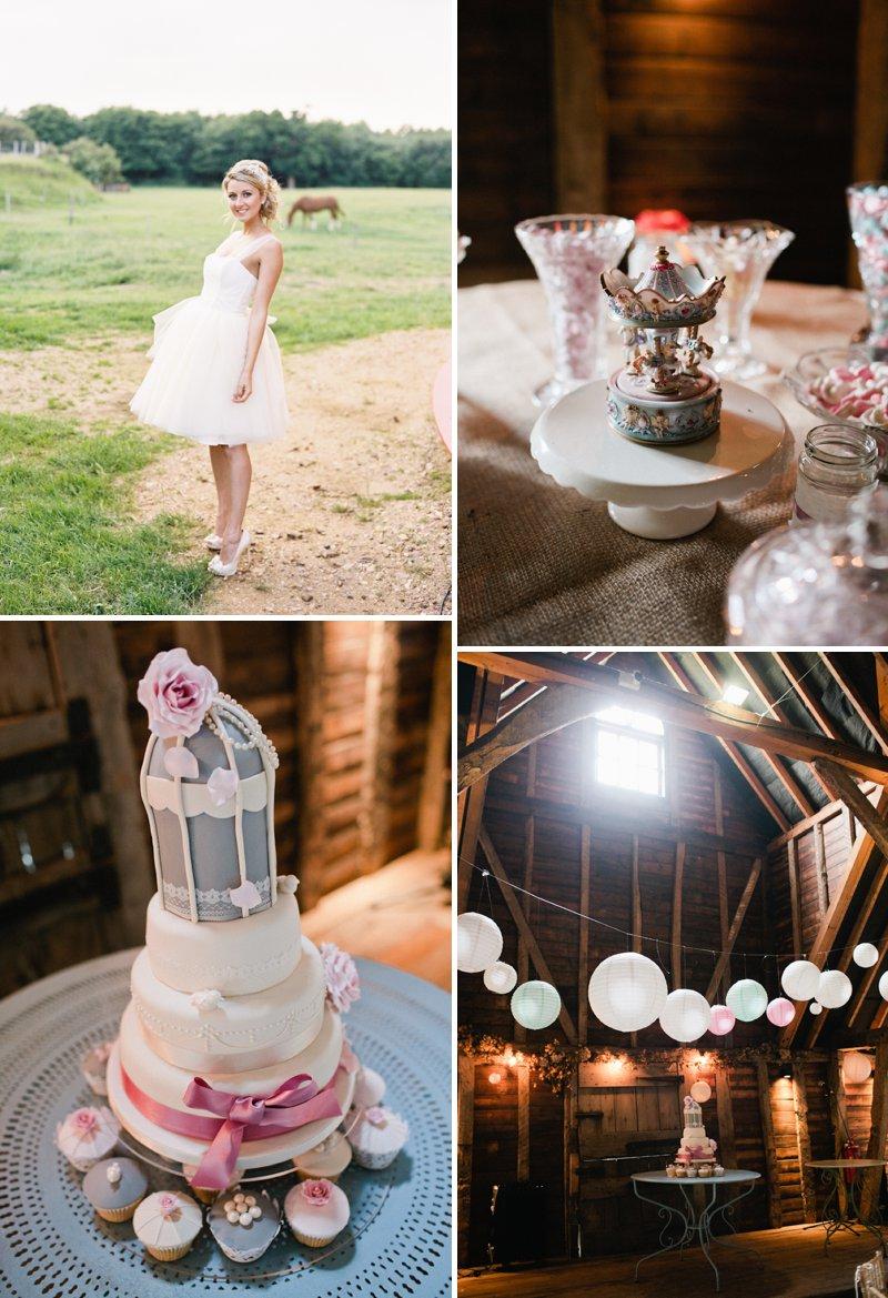 Lellas Cupcakes Bespoke Wedding Cake UK