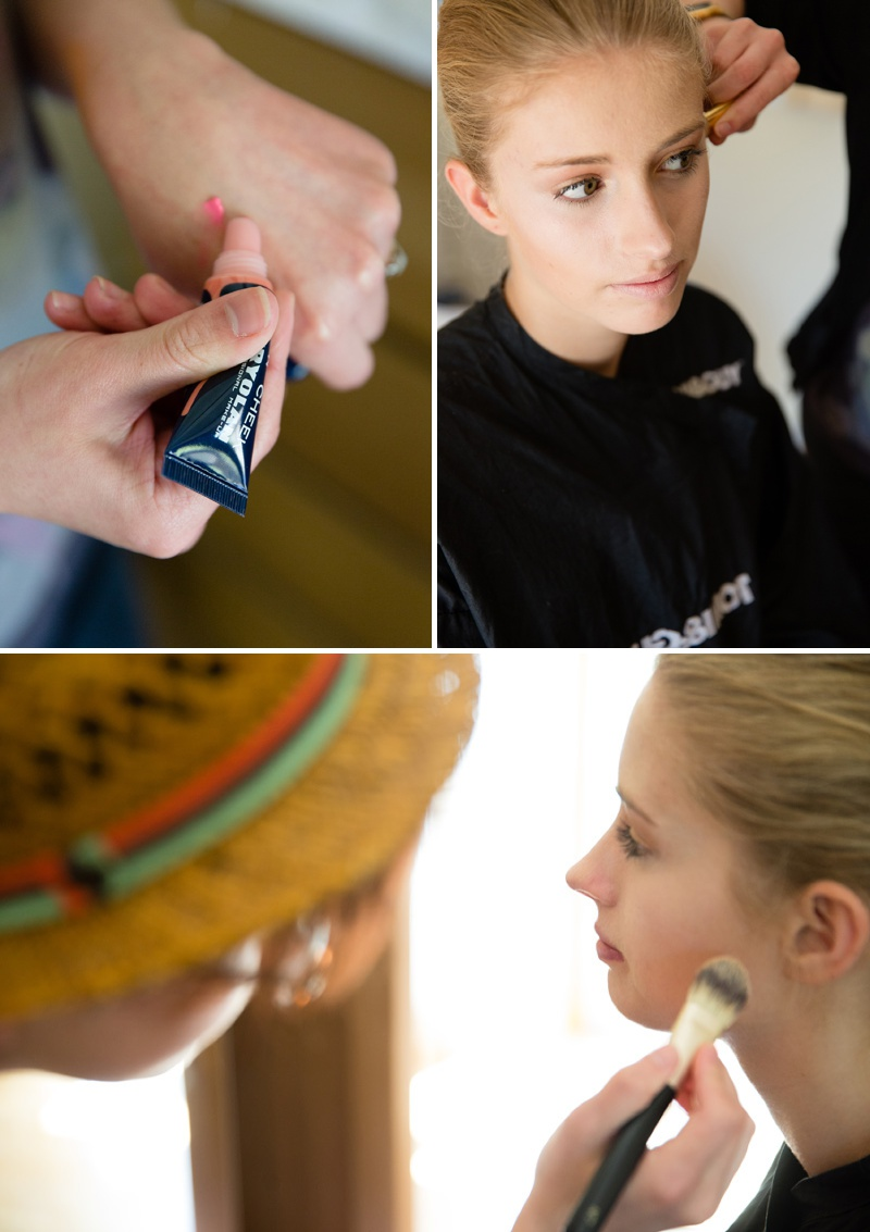 70s Make-up Inspired Tutorial Lip N Cheek Kryolan Tint