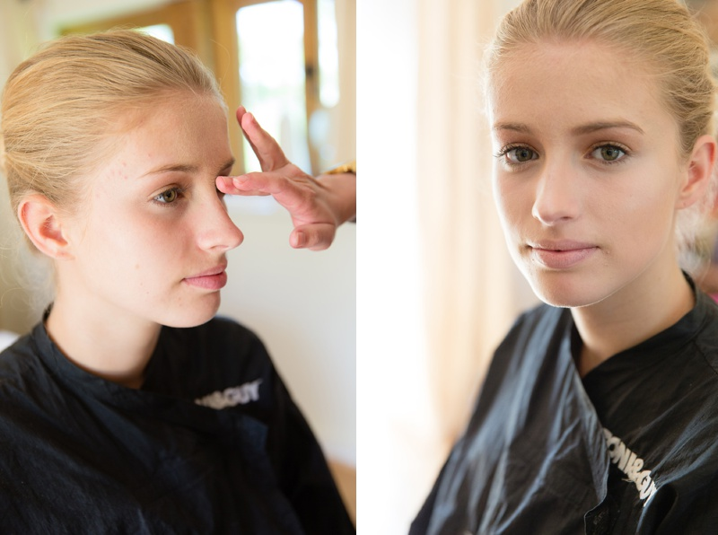 70s Make-up Inspired Tutorial Mac Mineralise Cheekbones