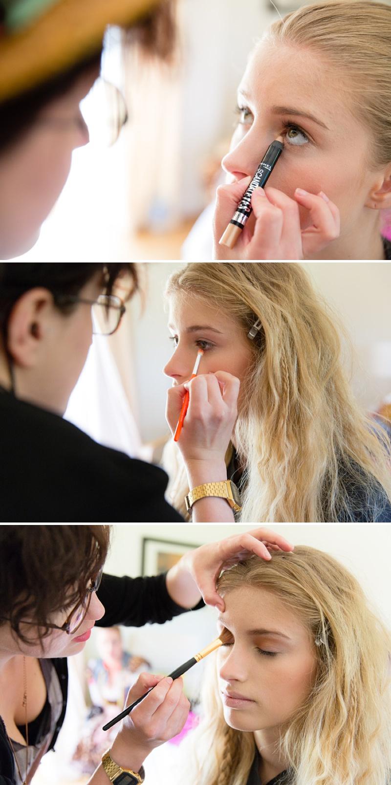 70s Make-up Inspired Tutorial Rimmel Scandal Eyes Shadow Stick