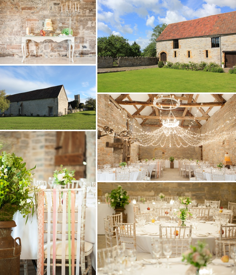 Almonry Barn South West UK Wedding Venue Rustic Chic