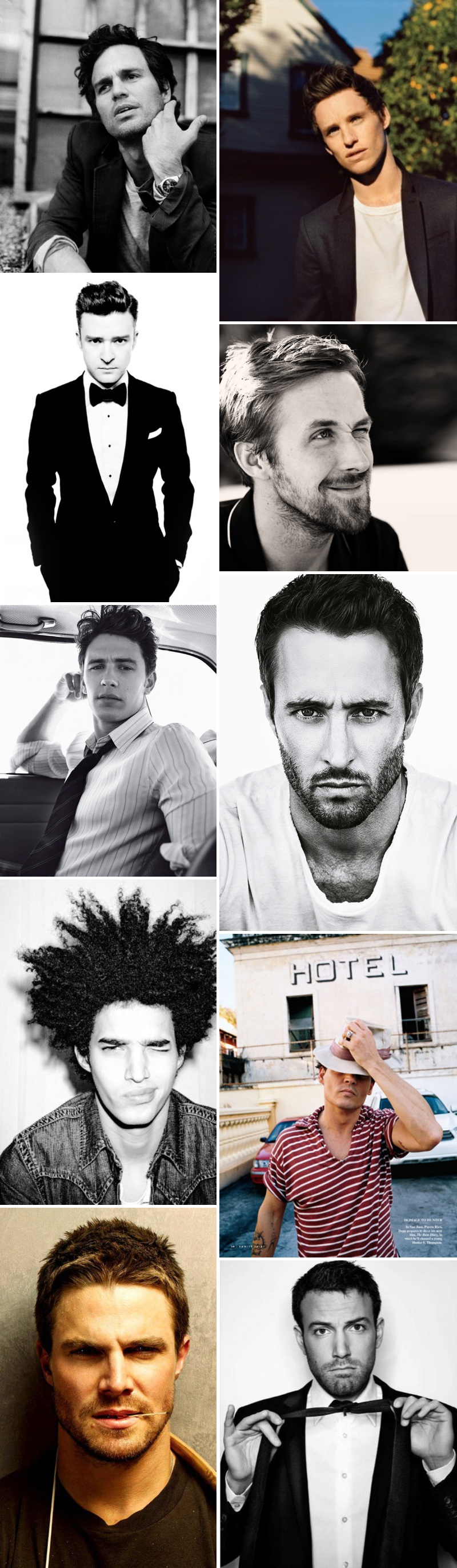 Hot Hommes