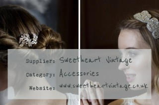 Sweetheart Vintage Wedding Accessories Archives Rock My Wedding