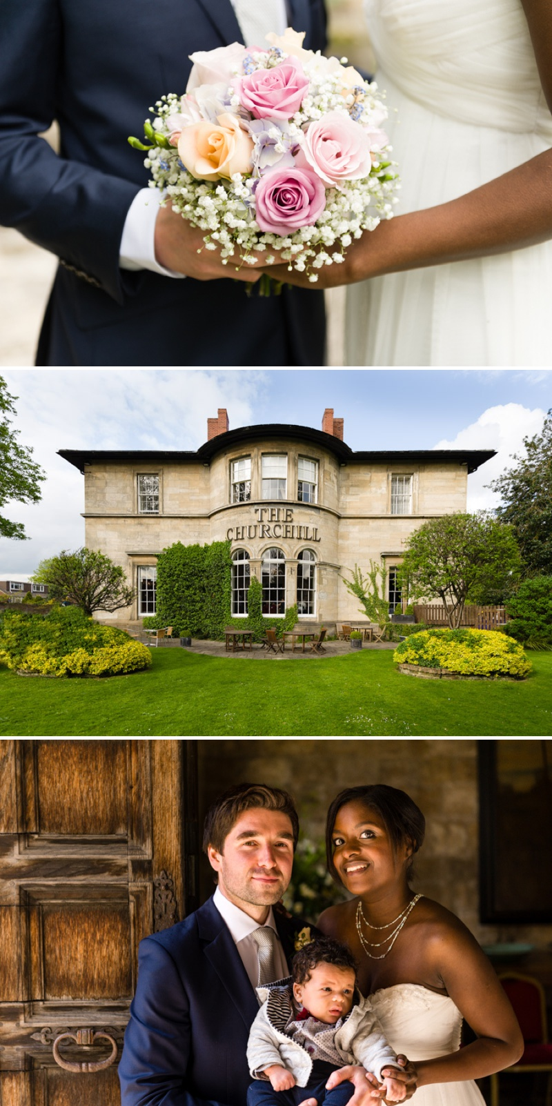 The Churchill Hotel Wedding Venue York