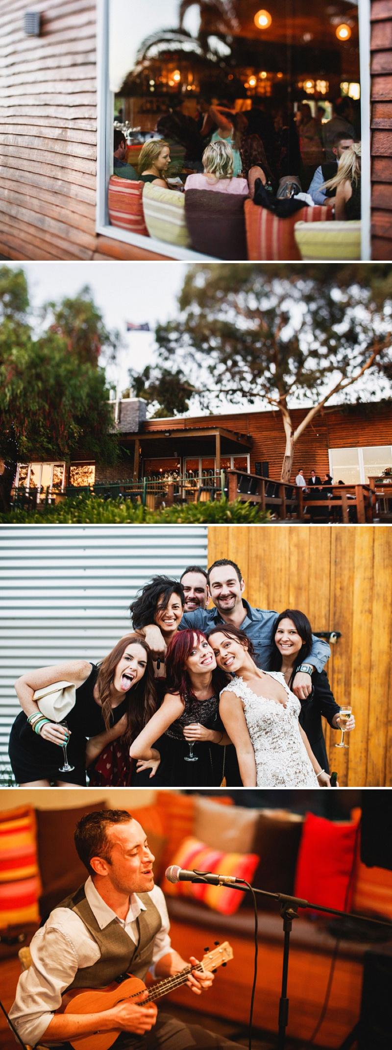 The Boat House Maribrynong Australia Wedding Venue