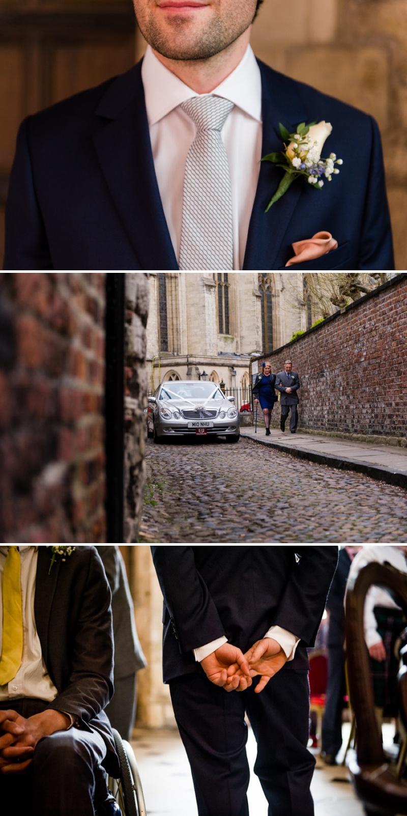 Blue Reiss Mens Suit Groom Shoot Wedding Photography