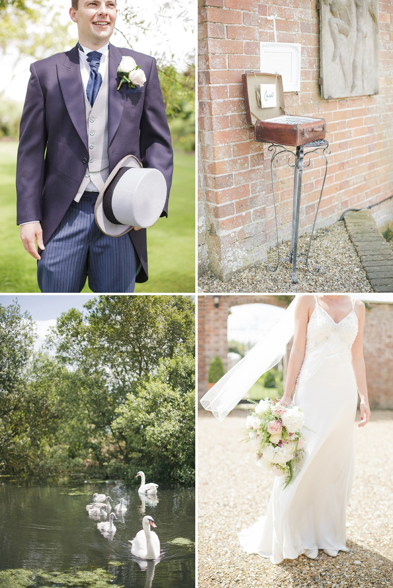 1920's vintage wedding with a Ritva Westenius gatsby dress at Parley Manor Dorcet_0010
