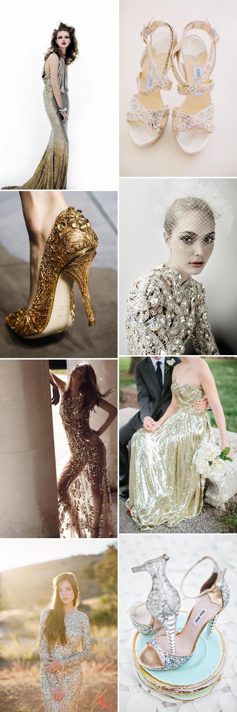 Golden Girls Wedding Inspiration
